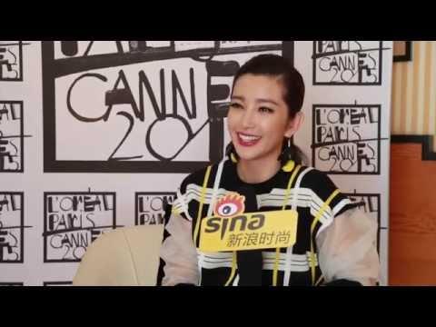 [ENG CC] 150516 Sina Fashion Interview - Li Bingbing speaks about Kris Wu cut