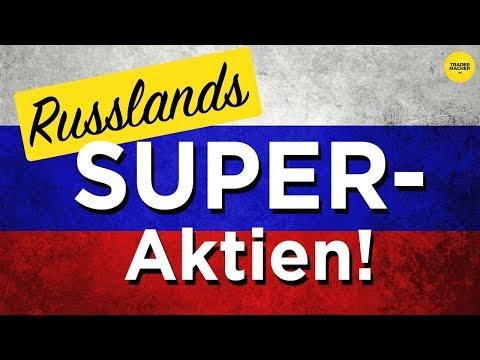 Russland: 3 Top-Aktien!