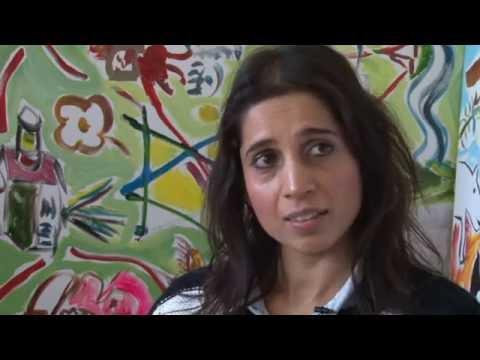 Nana Safia Byron Holme interview