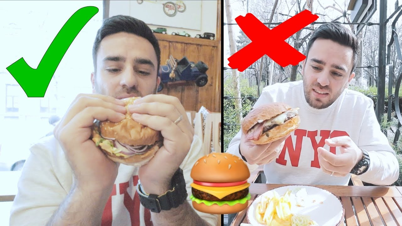 mănâncă burgeri pierde în greutate modalități naturale de a spori pierderea de grăsime