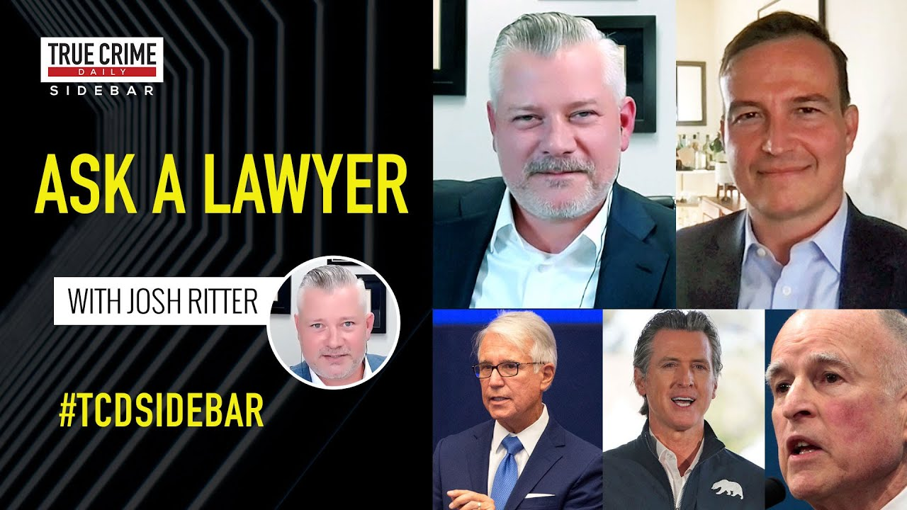 Ask A Lawyer, with Joshua Ritter - TCD Sidebar