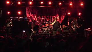 Cannibal Corpse - Only One Will Die Live At Tivoli Theater Dublin Ireland 20-03-2018