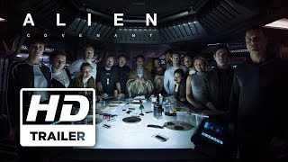 Alien: Covenant | Trailer Oficial 2 | Legendado HD