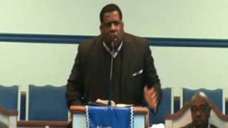 REV. EDWARD J. HEATH / REV. PEREZ BLACKMAN / VIDEO BY: LARRY B. MOORE