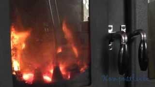 ♥ Wärmetauscher Ofen, Wasserführende Küchenhexe ♥ Kochen, backen und heizen mit Holz