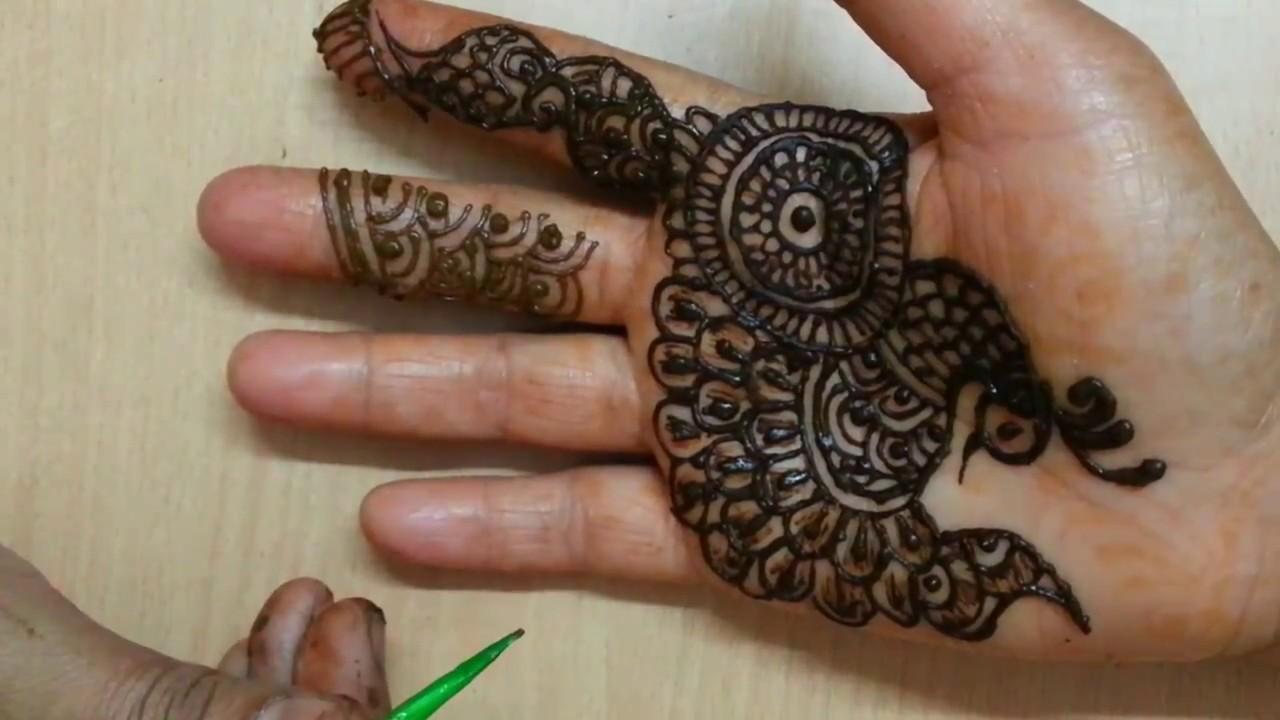 Mehndi Designs Please : Peacock mehndi designs popular henna best