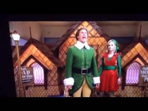 elf i m singing