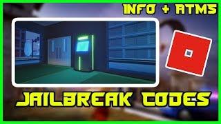 ROBLOX Jailbreak Codes