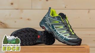 Salomon Men's X Ultra 3 GTX Trail Shoe