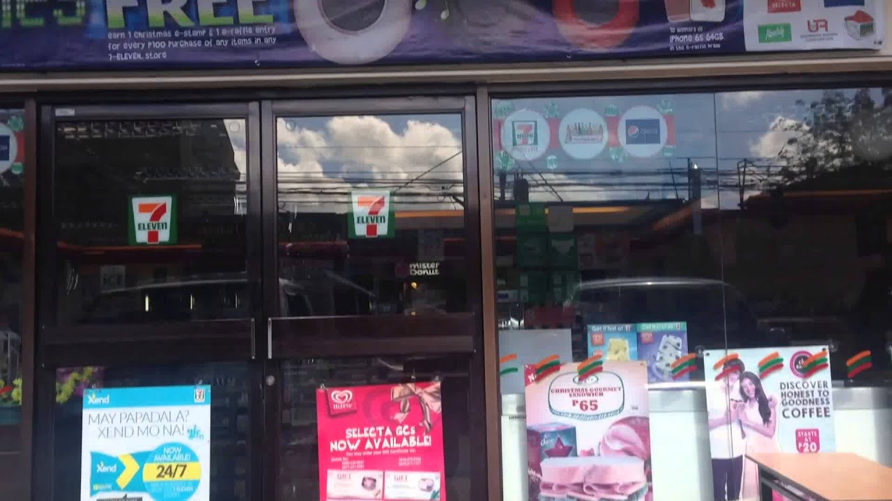 How to Load/Cash-in your Gcash from 7-Eleven Outlet!!!