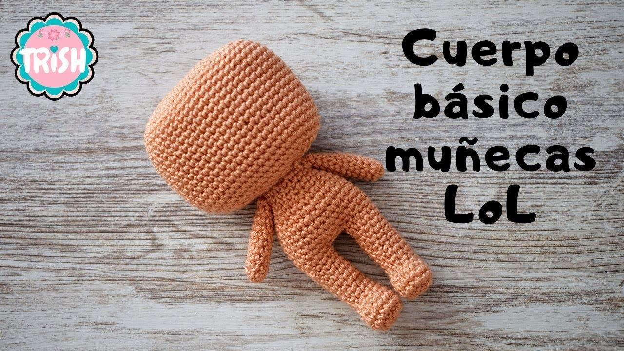 Amigurumi Lol Doll Free Crochet Pattern - Amigurumi Free Pic2re | 720x1280