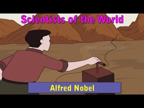 Alfred Nobel Documentary in Hindi | Scientists Stories in Hindi | Inventions Stories HD