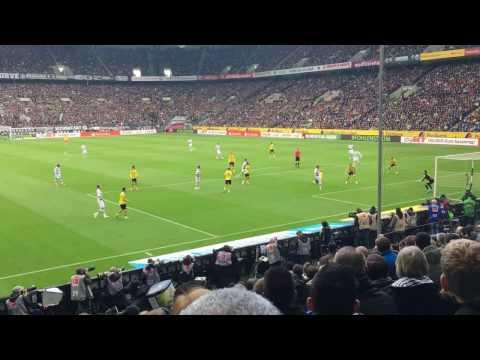 Trip to Germany: Mönchengladbach - Dortmund (with Gopro)
