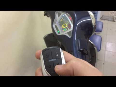Hướng dẫn sử dụng khoá chống trộm của xe đạp điện