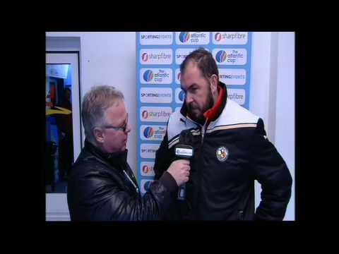 Interview with Alexander Axen - coach of Örebro
