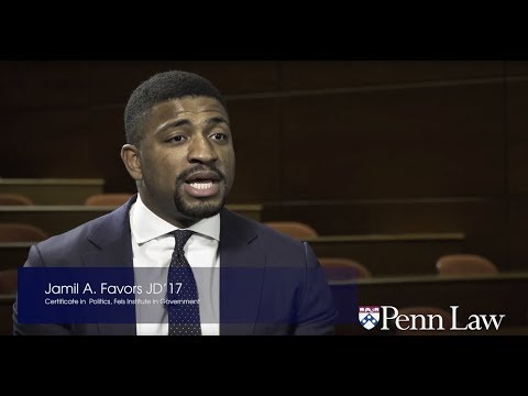Cross-Disciplinary Innovation in Action at Penn Law