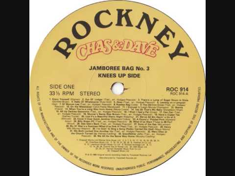 CHAS & DAVE JAMBOREE BAG NUMBER 3  -   KNEES UP MEDLEY 1985