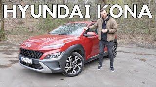 Hyundai Kona 1.6 T-GDI - po liftingu wyposażenie potrafi zaskoczyć