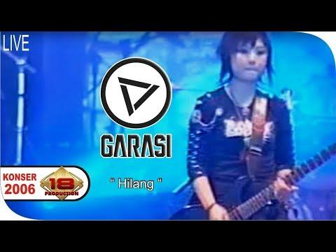 GARASI - HILANG | JAMANNYA AIU RATNA .. BAND LAWAS KEREN (LIVE KONSER SERANG 28 OKTOBER 2006)