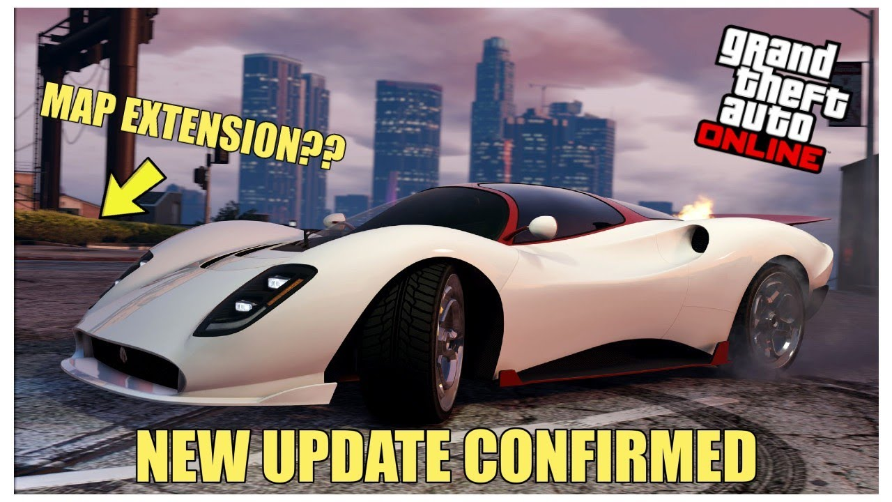 NEW GTA 5 Online UPDATE CONFIRMED!!...The BIGGEST EVER UPDATE GTA 5 Online (GTA 5 MAP EXPANSION??)