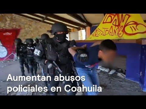 Aumentan abusos policiales en Piedras Negras, Coahuila - Despierta con Loret