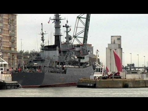 Mistral : 400 marins russes en formation à Saint-Nazaire