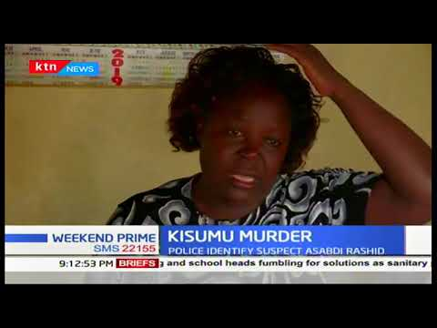 Kisumu Murder: Body of female teacher found, police launch manhunt for suspect