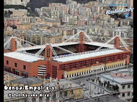 I gol di Genoa-Empoli con le voci di Radio Lady