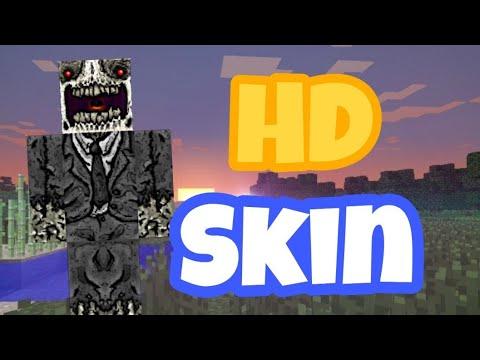 Как зделать HD скин для майнкрафт пе!!!