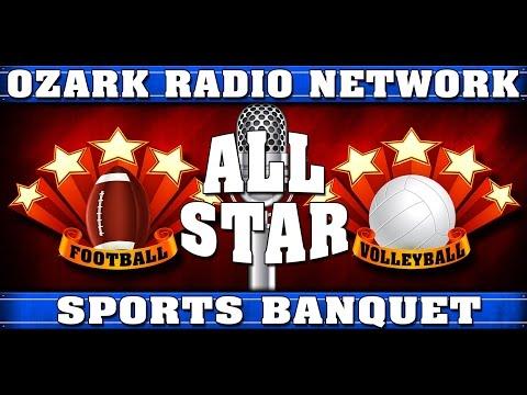 2016 Ozark Radio Network Sports Banquet