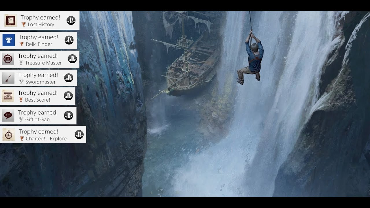Uncharted 4: A thief's End- The Final Walkthrough (21-22) +7 Trophies - PS4 for Gamers (Laith9Sky)