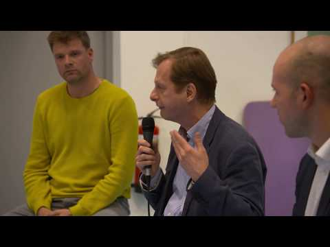 Panel discussion smart contracts in food systems