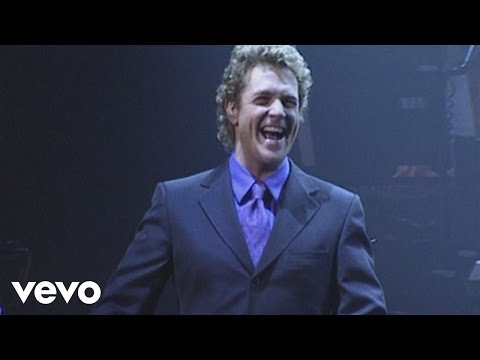 Michael Ball  Don't Rain On My Parade Live at Royal Concert Hall Glasgow 1993