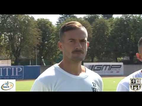 Il nuovo centrocampista Virtus Bergamo 2017/2018 Riccardo Riva