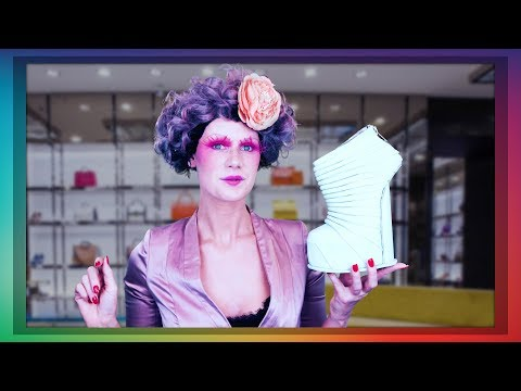 ASMR EFFIE TRINKET 👠 SHOE SHOP 👠 SCI FI ROLE PLAY