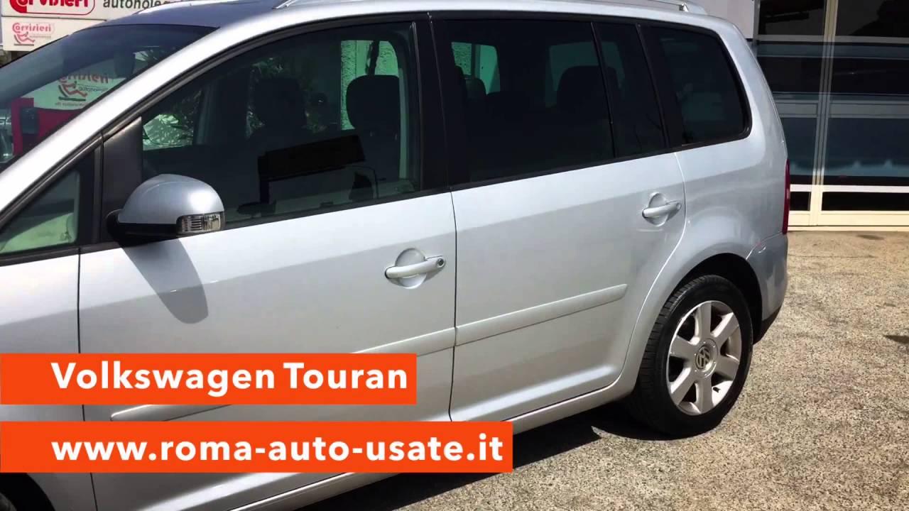 Volkswagen touran youtube - Auto usate porta portese roma ...