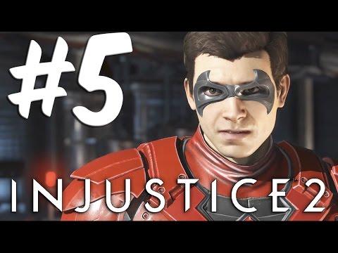 Injustice 2 Story Walkthrough Part 5 Nightwing Returns!
