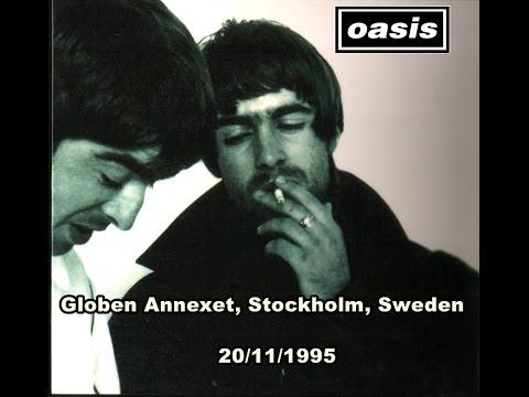 OASIS: Globen Annexet, Stockholm, Sweden (20/11/1995)