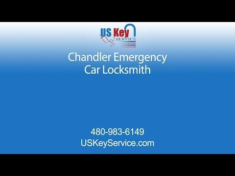 Chandler Emergency Car Locksmith | US Key Service