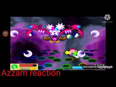 Marx soul: Kirby super star ultra (original voice) |
