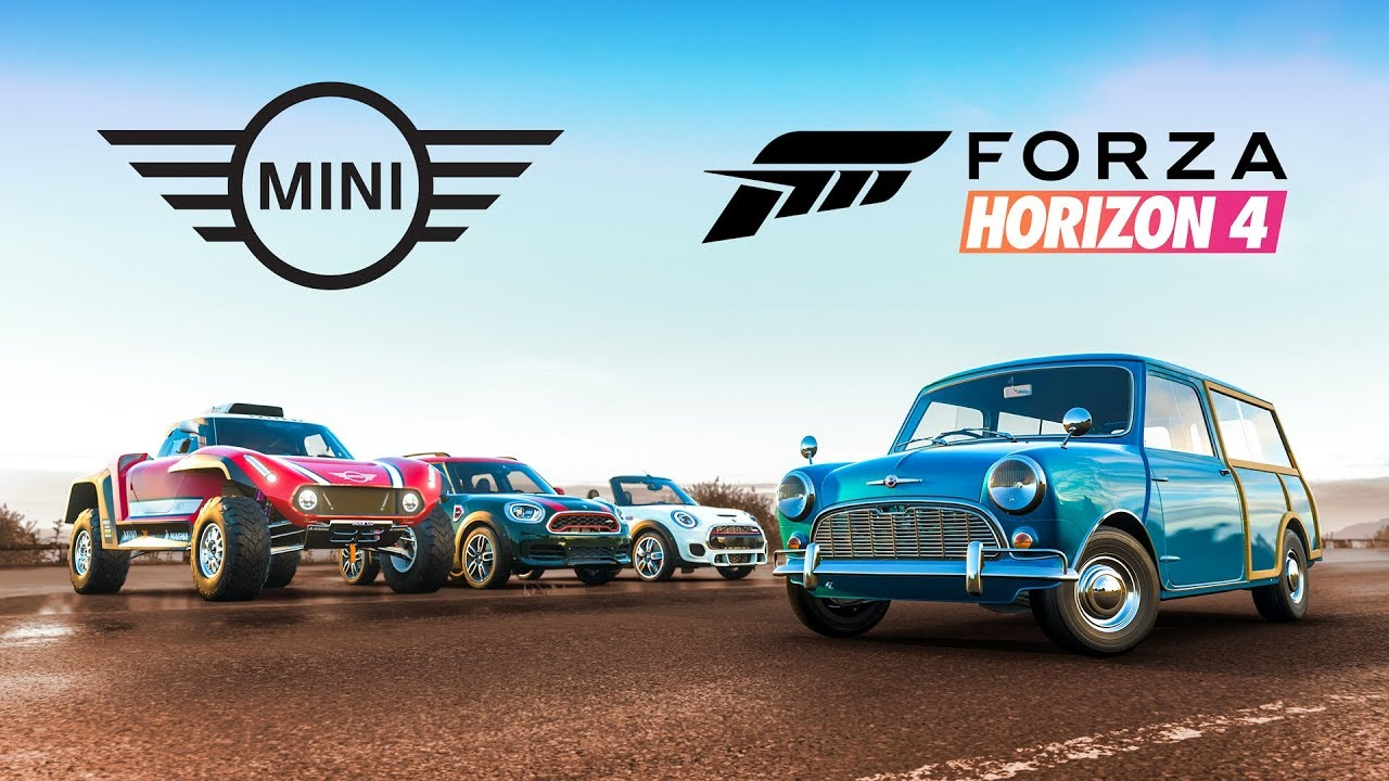 Forza Horizon 4 Series 9 Update Adds Mini Cars Big And Small