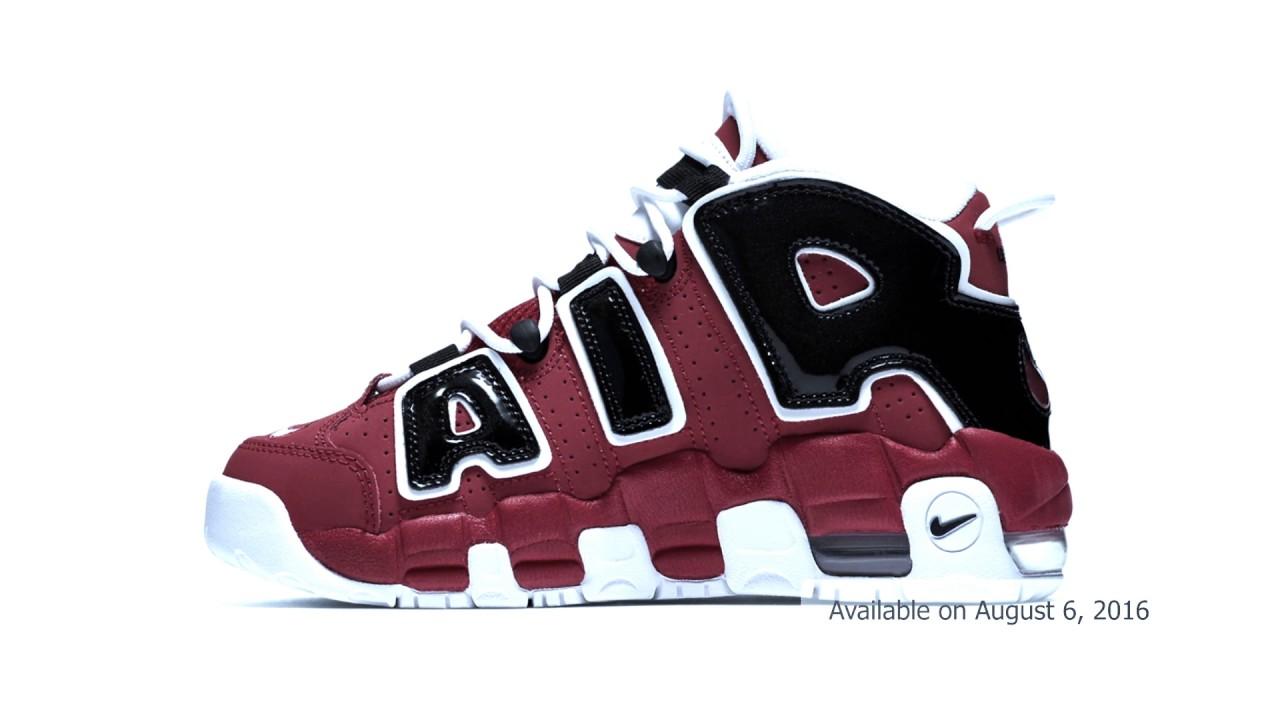 5fa175d7ec07 Nike Air More Uptempo GS