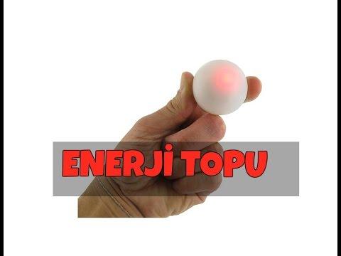 Eğlenceli Ses Ve Enerji Topu, İlgi çekici Ve öğretici Gösteri