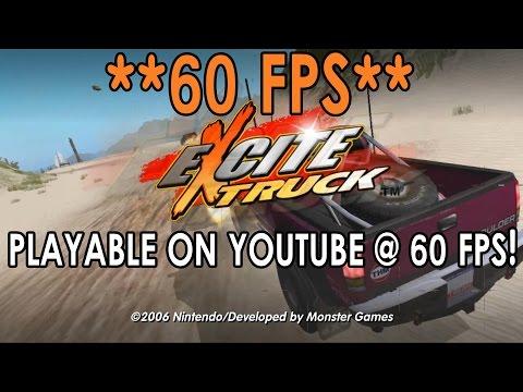 Excite Truck | Dolphin Emulator 4.0-5441 [1080p@60fps HD] | Nintendo Wii