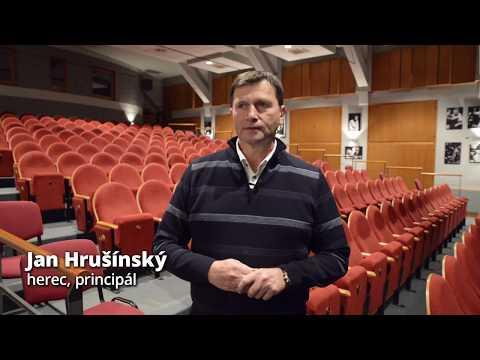 Jan Hrušínský - proč je důležité jít volit (2. část)
