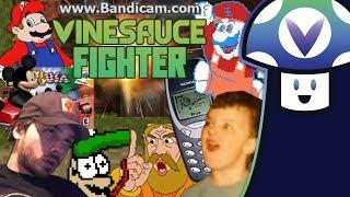 [Vinesauce] Vinny - Vinesauce Fighter: Ultimate Meme Showdown