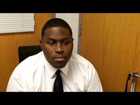 Interview with Coach Donovan Jackson new head football coach at Northeast Guilford HS