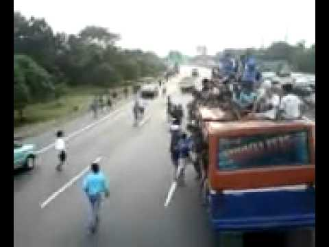 Nj mania vs the jak di Bekasi