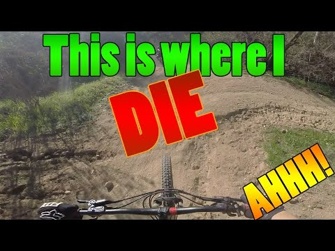 """Marshall Canyon Downhill!"" Bike Vlog #20 (Season Finale)"