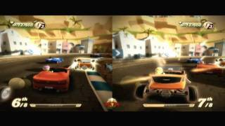 CGR Undertow - KINECT JOY RIDE for Xbox 360 Video Game Review